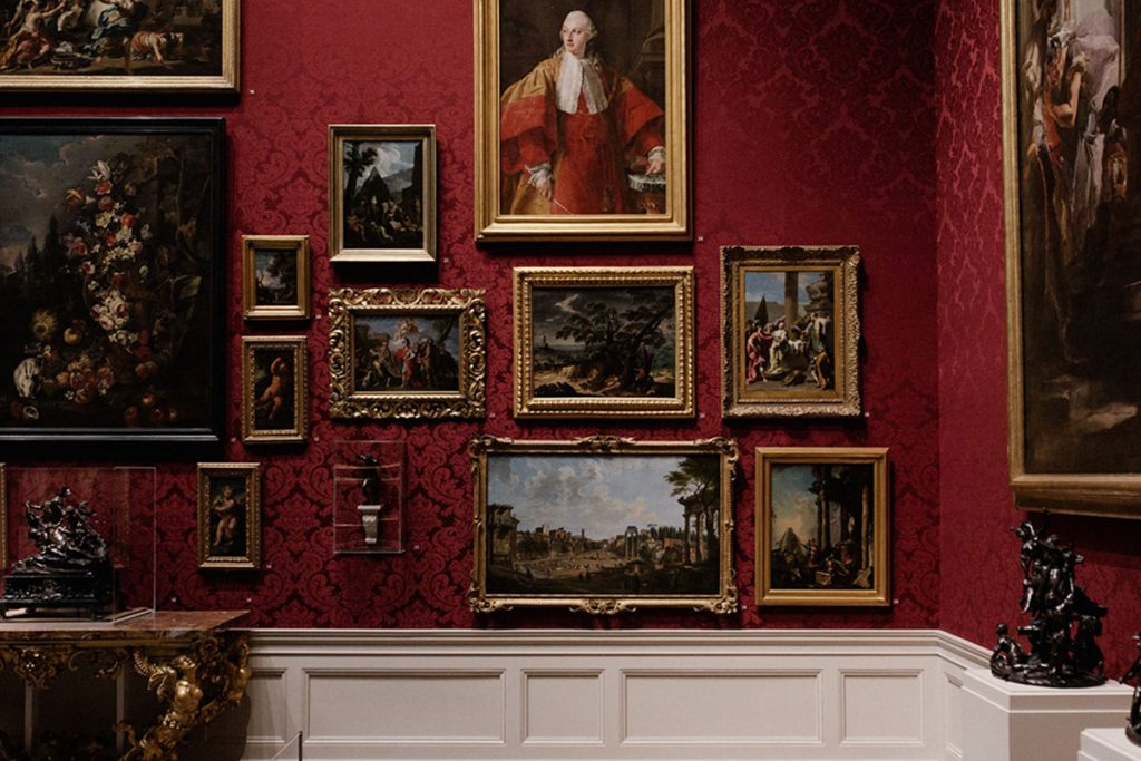 Visotare musei da casa