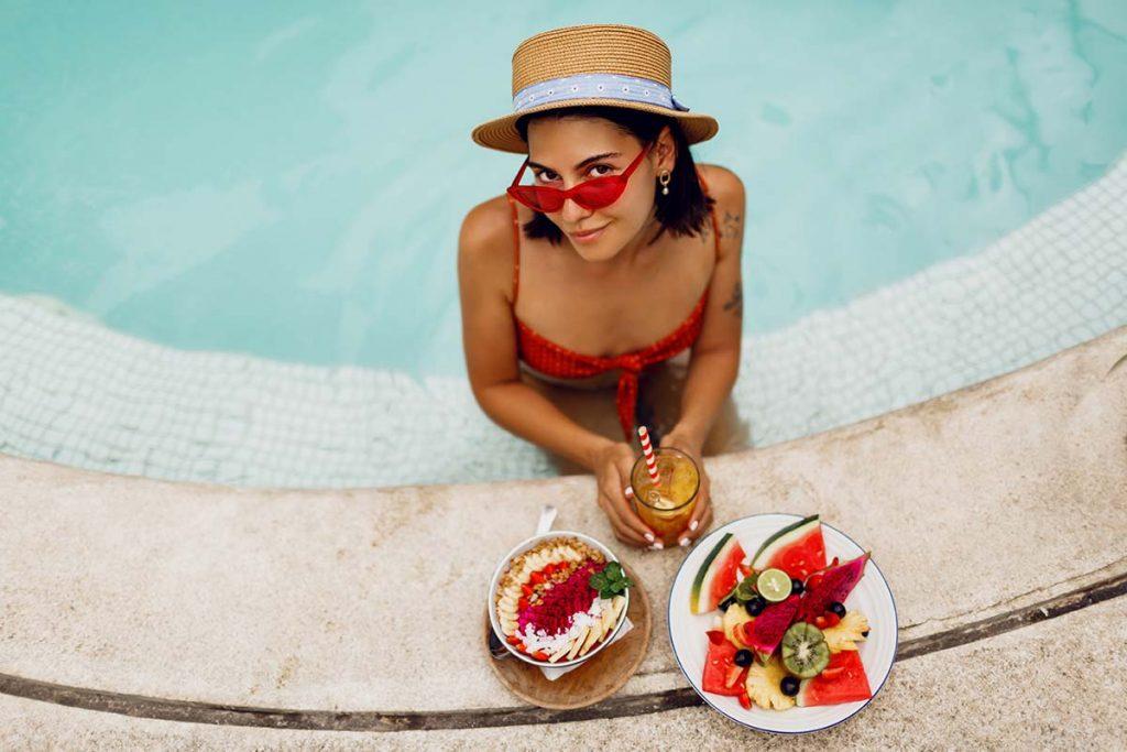 7 alimenti per abbronzatura perfetta