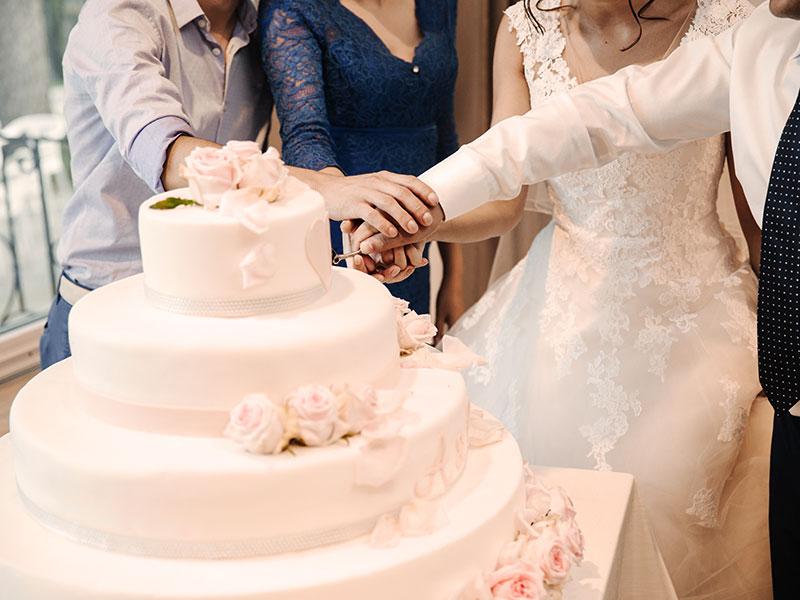 Idee e tendenze Wedding Cake