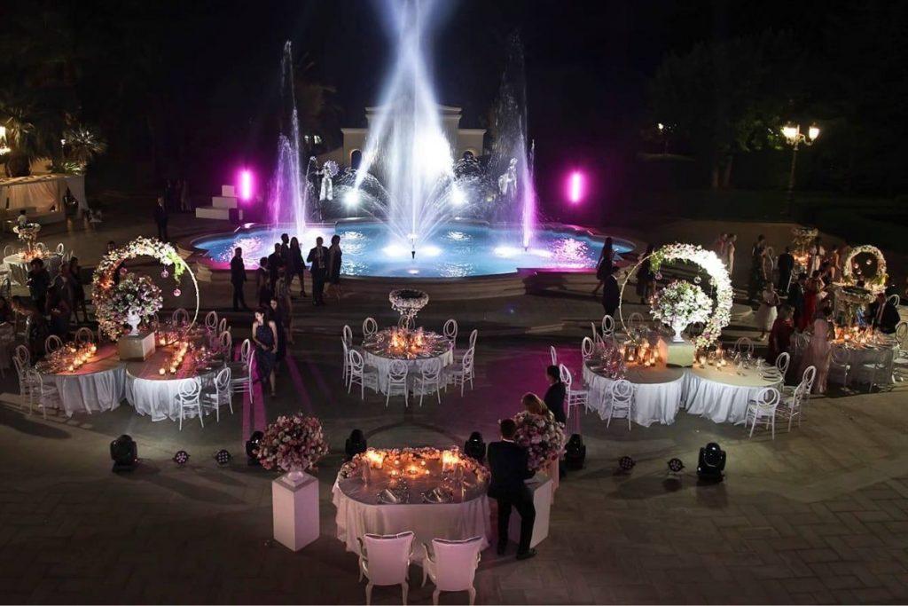 strutture matrimonio più belle in campania